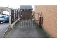 Iron Gates for Driveway