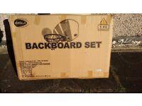 Basketball Backboard set, unused