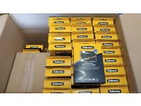 JOB LOT OF FELLOWES MULTI SURFACE WIPES