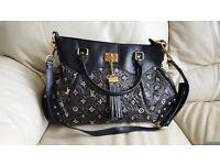 Amazing authentic Big handbag/bag gold monogram - LOUIS VUITTON !