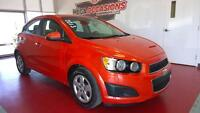 2013 Chevrolet Sonic LT ** A/C / BLUETOOTH **