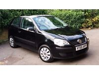 VW POLO 1.2L LOW MILEAGE LONG MOT IMMACULATE CONDITION