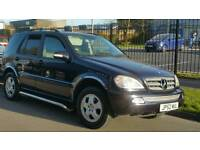 MERCEDES ML320 LPG WITH TOWBAR GAS DUAL FUEL ALLOYS WITH GOOD TYRES