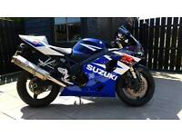 2004 (k4) Gsxr 600 for sale