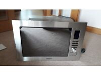 New Hotpoint 900w oven and Grill