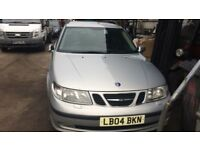2004 Saab 9-5 Vector Auto Estate 2.0 Petrol Silver BREAKING FOR SPARES