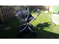 5 pieces buggy pram stroller car seat PRICE NEGOTIABLE FOR QUICK SALE