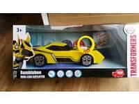 Transformers Bumble Bee Mini-Con Deployer Car