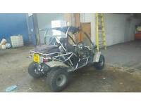 qudzilla buggy road legal 2012