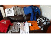bundle of clothes boys size 8
