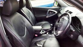 2007 Toyota Rav4 Rav 4 2.2 D4D XTR 82,000 Miles Very Clean Car Good S/H