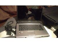 Toshiba laptop (spares and repairs) £20 ono