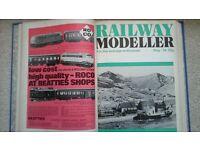 Railway Modeller Magazines
