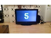 "37"" xenius lcd tv full hd built in freeview"