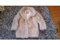 Girls next fluffy jacket