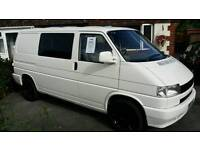 Vw t4 ready for camper or day conversion