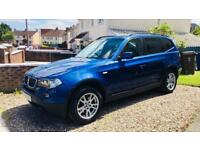 2009 BMW X3 X-Drive 2.0D, Automatic, Glass Panoramic Sunroof