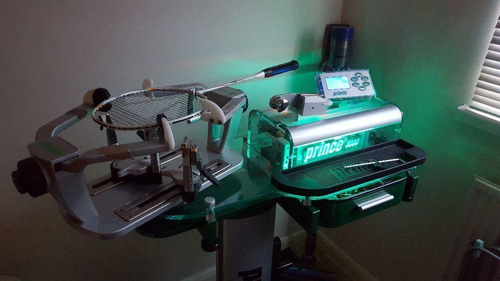 Prince 6000 Electronic Stringing Machine In Peterborough