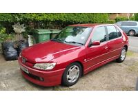 Peugeot 306 1.6 automatic