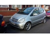 MERCEDES A CLASS AMG EVOLUTION very light minor damage very easy repair