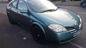 Nissan Primera Perfect and realiable car