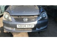 2004 HONDA CIVIC SPORT (MANUAL PETROL)