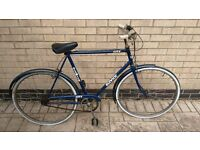 Retro Elswick City Hybrid Bike (Mens)