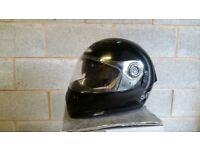 Motorbike motorcycle helmet