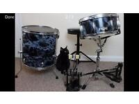 Ludwig custom drum kit