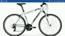 Merida crossway large bike in mint condition