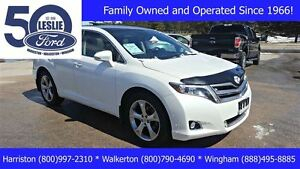 2014 Toyota Venza Limited AWD | Leather | Heated Seats