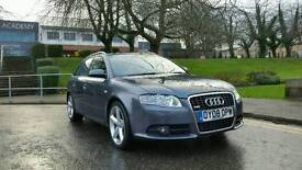 Audi A4 2.0 tdi s line estate 170