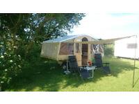 Classic Dandy Dart Camper Trailer Tent