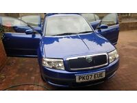 Skoda superB 2.0TDI 2007