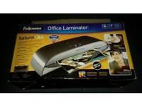 Fellows office laminator A4
