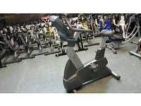 LIFE FITNESS 95CE UPRIGHT EXERCISE BIKE. SPINNING BIKES AVAILABLE IS WELL. COMMERCIAL GYM EQUIPMENT