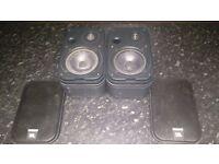 JBL Control 1 monitor speakers