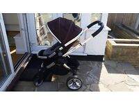 Icandy peach pushchair total set