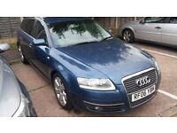 Audi a6 estate 2.7tdi