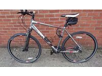 Boardman MX Comp mens Hybrid bike