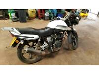 Motorbike 125cc scooter parts wheels spare parts