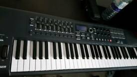 Novation impulse 61 keyboard midi controller