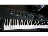 Novation impulse 61 keyboard midi controller