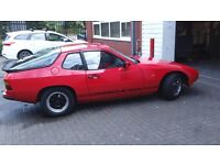 Porsche 924 2.0 non runner due to head gasket