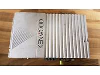 Car amp kenwood 240w
