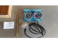 Twin Carburetor Synchronizer