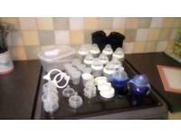 Tommee Tippee bottle kit