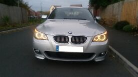 BMW 535D AUTO M SPORT ** HUGE SPEC ** FBMWDSH ** HPI CLEAR