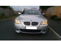 BMW 535D AUTO M SPORT ** HUGE SPEC ** FBMWDSH ** HPI CLEAR