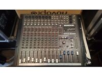 Mackie 12 Channel PA Mixer